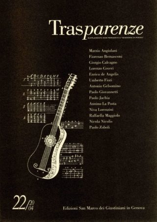 trasparenze musica