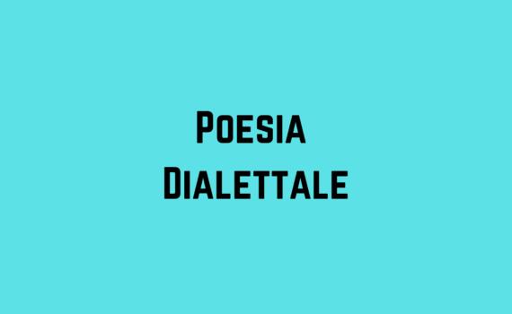poesia dialettale san marco dei giustiniani